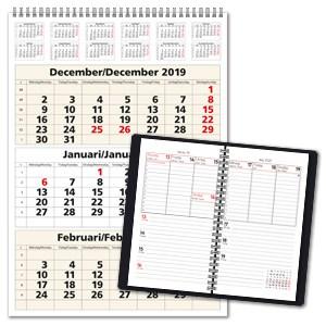 Planeringskalendrar 2020 Stort urval Kalenderspecialisten