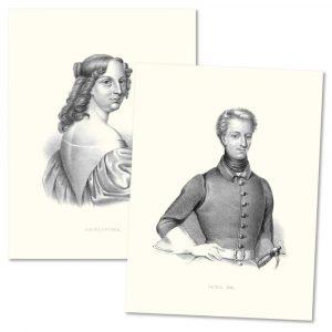 Posters porträtt