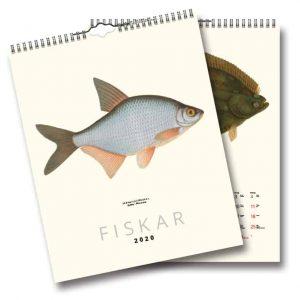 Väggkalender Fiskar 2020 är en otroligt vacker och påkostad väggalmanacka med fiskar illustrerade av Gösta Sundman i slutet av 1800-talet. Kalenderspecialisten.