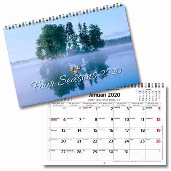 Väggkalendrar 2020 Stort utbud Kalenderspecialisten