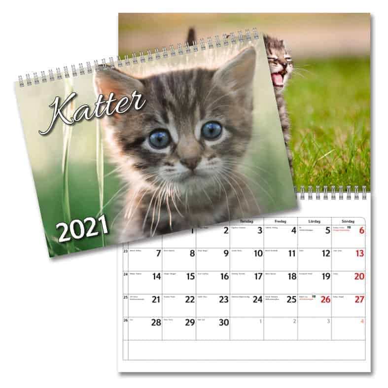 Väggalmanacka 2021 Stort urval Kalenderspecialisten
