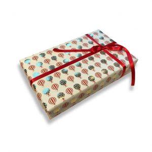 Presentpapper ROSSI Christmas Balls Lyxigt julpapper julgranskulor Kalenderspecialisten