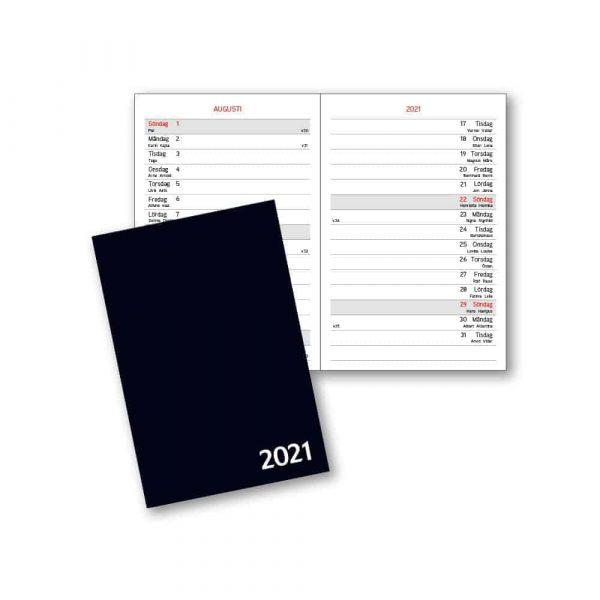 Planeringsalmanacka 2021 Stort urval Kalenderspecialisten