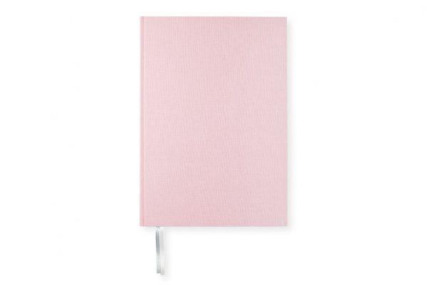 Anteckningsbok Paperstyle A4 Rosa Olinjerad hos Kalenderspecialisten