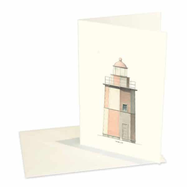 Kort Grimskär fyr kalenderspecialisten
