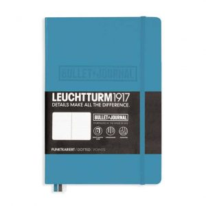 Leuchtturm Bullet Journal A5 Ljusblå hos Kalenderspecialisten