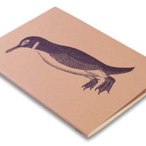 Skissbok A5 ROSSI Pingvin hos Kalenderspecialisten