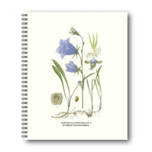 Skrivbok Blåklocka hos kalenderspecialisten