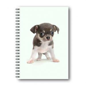 Skrivbok Hundvalp hos Kalenderspecialisten
