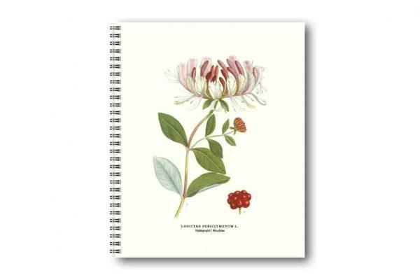 Skrivbok Vildkaprifol hos kalenderspecialisten
