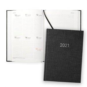 Almanacka 2021 Paperstyle Classic Svart hos Kalenderspecialisten