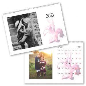 Fotokalender A3 Splash