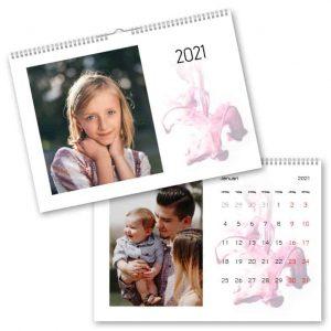 Fotokalender A4 Splash