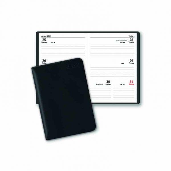 Almanacka Pocket Svart 2022 1