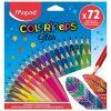 Färgpennor Maped 72 färger hos Kalenderspecialisten
