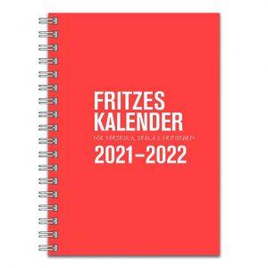 Fritzes Kalender 2021-2022 hos Kalenderspecialisten