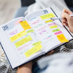 Personliga almanackor