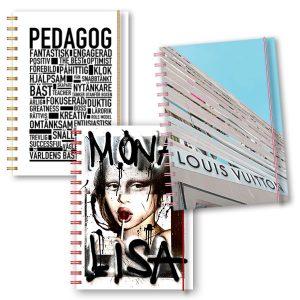 Personliga almanackor by David Thornell