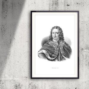 Poster porträtt